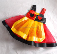Latest Design Baby Frock New Fashion Kids Wear Girls Party Dress Baby Girl Princess Dress