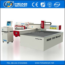 cnc high pressure water jet Complex designs cutting machine
