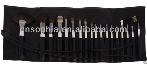 18pcs professional makeup brush set synthetic makeup brush set cheap makeup brush sets