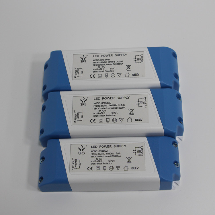 7W 9W 12W 300ma isolated meanwell led driver