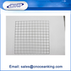 Electro galvanized hot dipped welded wire mesh fence panels