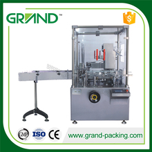 top brand serviceable coffee sachet box packaging machine for capsule coffee