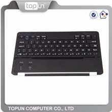Guangzhou factory wholesale computer accessory cheap bluetooth keyboard for samsung galaxy note , for ipad mini