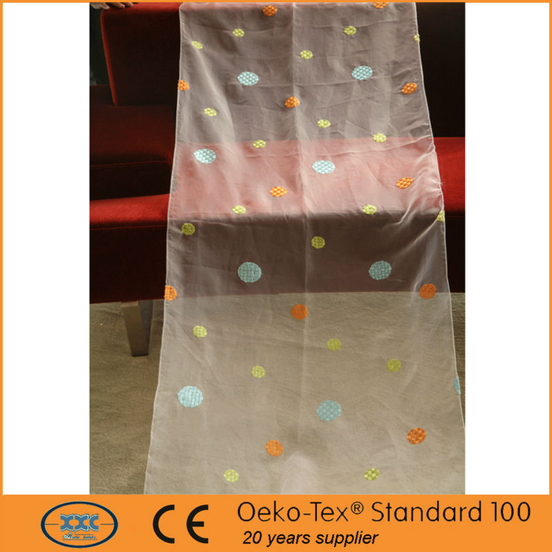 Shaoxing embroidery curtains and drapes