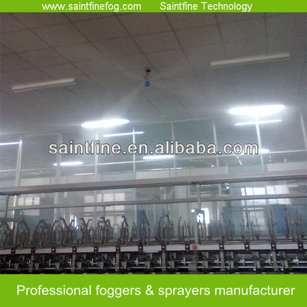 High quality new model humidifier textile machinery
