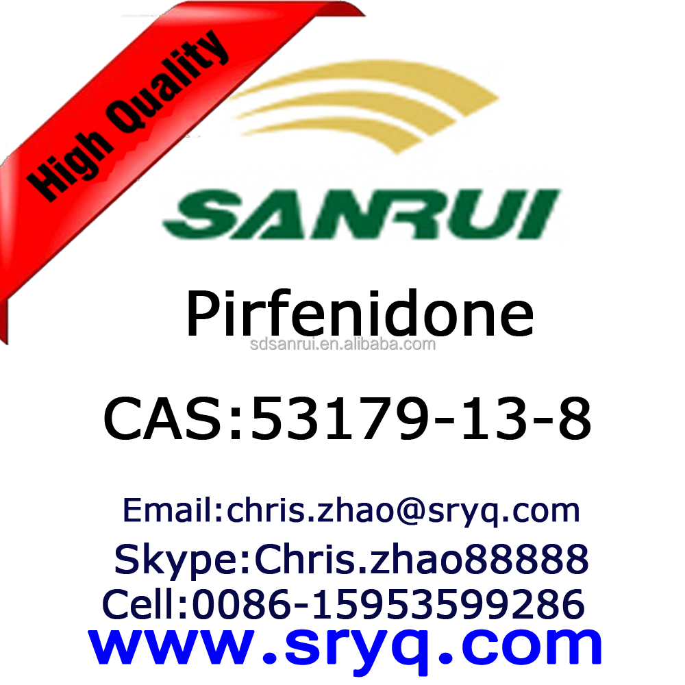 High purity cas 53179-13-8 Pirfenidone