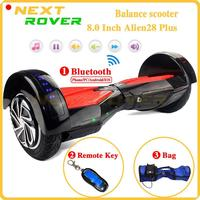 Custom LOGO 36V 4.4AH 8inch balance scooter 2 wheel with best price