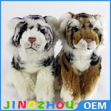 cute and lovely small bady tiger plush toys