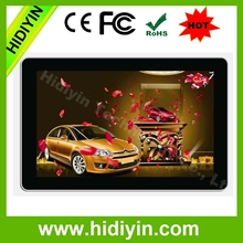 "22""Indoor Wall Mount TV Frame for Media Digital Signage 450cd/m2"