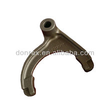 Investment casting transmission shift fork