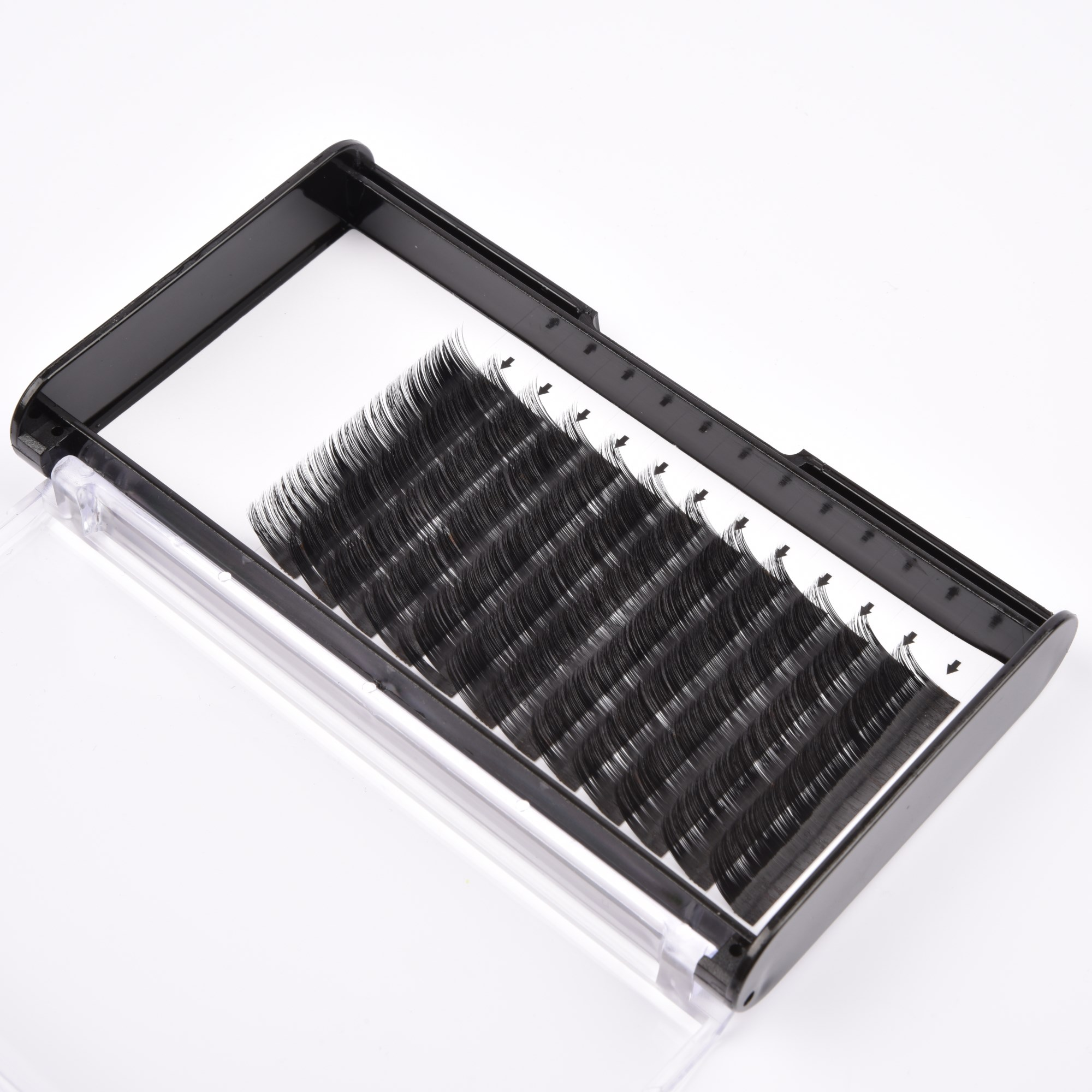 Wholesale high quality volume eyelash <strong>flat</strong> extensions