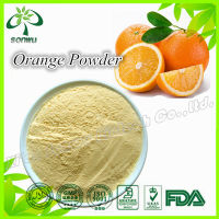tang orange powder drink orange peel powder