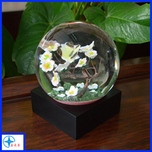 Snow Globe&Snowball&Water Globe Product Type and Souvenir Use Spring snow globe gift