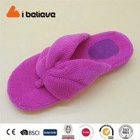 novel style textile fabric slippers shoes womens sandals