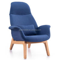Home Furniture Living Room Navy Blue
