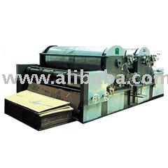 Semi Automatic Two Colour Flexo Printing Machine for Corrugated Carton Boxes, Paper Bags, Etc.