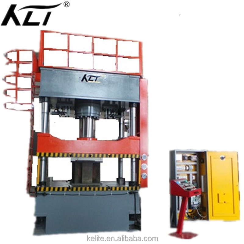 KLT Y71 Series 200T hot plastic processing hydraulic press machinery machine