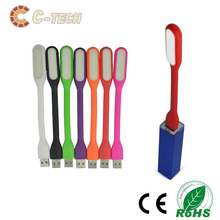 flexible usb light lap fan with led light lights from china supplier c-tech company