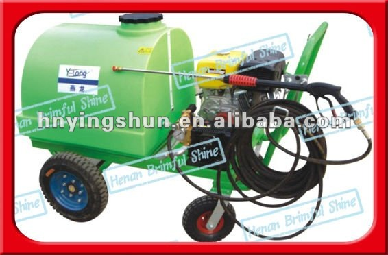 300L With CE Certificate Gasoline Pressure Washer