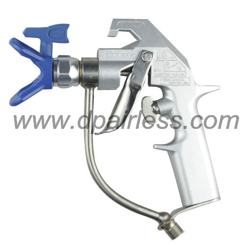 DP-6376 silver plus airless spray gun