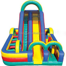 2017 New inflatable games used giant equipment outdoor sports play kids and adults obstacle course equipment for amusement park