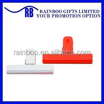 Plastic paper giant clips for Promotion and school