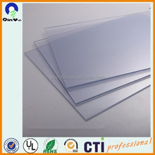 0.4mm hard pvc material pvc plastic sheet