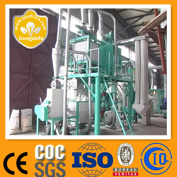 High Quality Maize/Corn Mill Plant Price for Sale