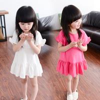 Wholesale Summer Latest Designer Ever Pretty Children's Dress Of China Factory