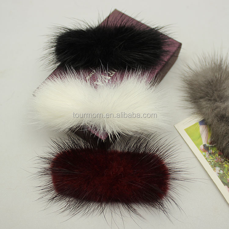 Wholesale custom mink fur shoe clips,metal clips on shoe buckles