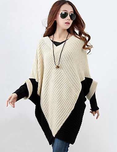 OEM Women's Casual/Daily Cute Long Pullover