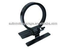 52mm Black Universal Dashboard Metal Single Gauge Meter Swivel Pod Mounting Pod