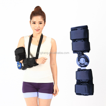 Post-Surgery ROM Elbow Brace / elbow splint orthopedic hinged angle adjustable elbow support guard