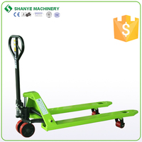 CE certificate 5ton Manual jack hand Hydraulic pallet truck trolley