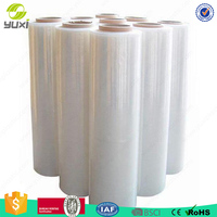 J144 China supplier packing materials micron polypropylene stretch wrap film