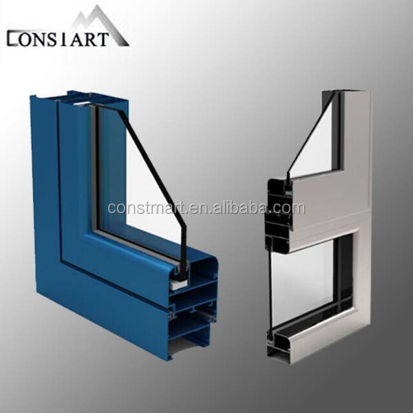 High quality aluminum profile assembly accessories thin wall aluminum pipe for frames and kitchen cabinet handles