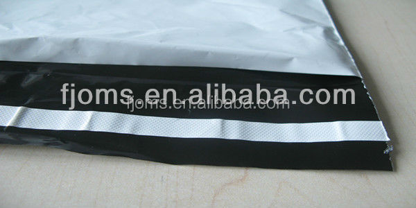 PE film (black-and-white ) 60 micrometers for packages-envelopes mail