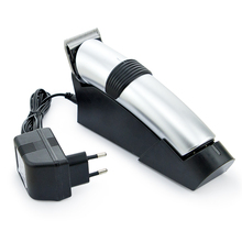 Hair clipper blade sharpener adapter for hair trimmer with charge stand