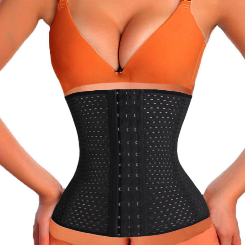 b439c919376ac Underbust Waist Training Corset Waist Trainer Latex 4 Spiral Steel Boned  Women Waist Cincher Shapewear - Buy Waist Cincher Shapewear
