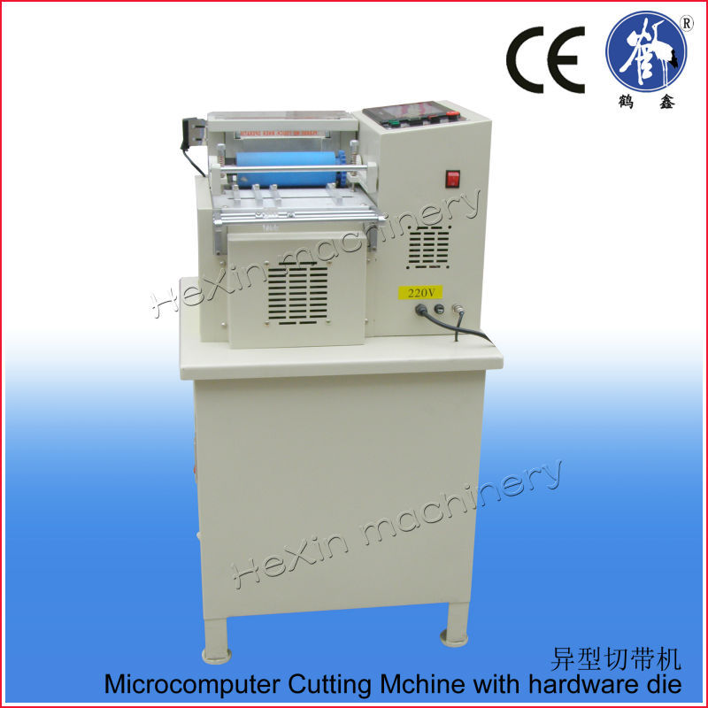 insulation paper cold cutting machine with optional hot cutting function