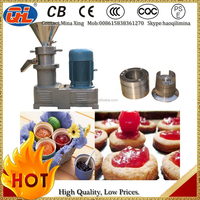 top quality sesame butter making machine