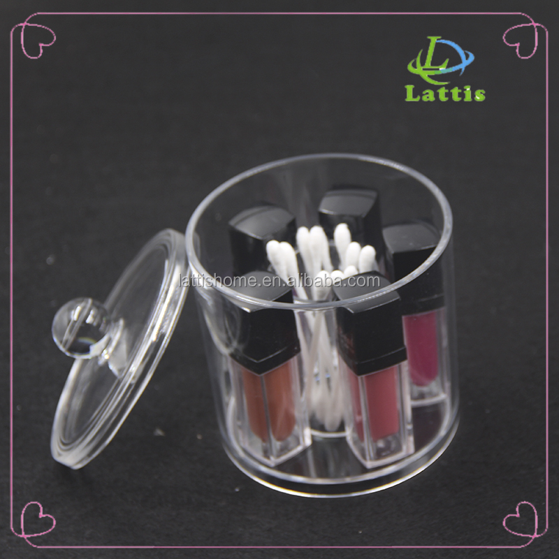 customized design lip gloss holder /beautify fashion perfume storage
