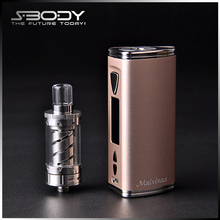 sbody durable electronic cigarette best 20w starter kit VW vape mod malvinas