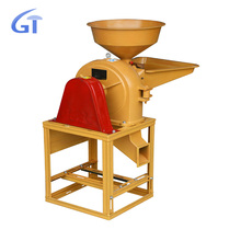 Auto Herb Soya Spice Feed Rice Corn Maize Grinding Mill For Sale