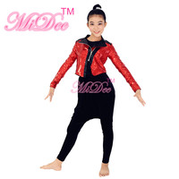 MiDee Leotards Hip Hop Dance Costumes