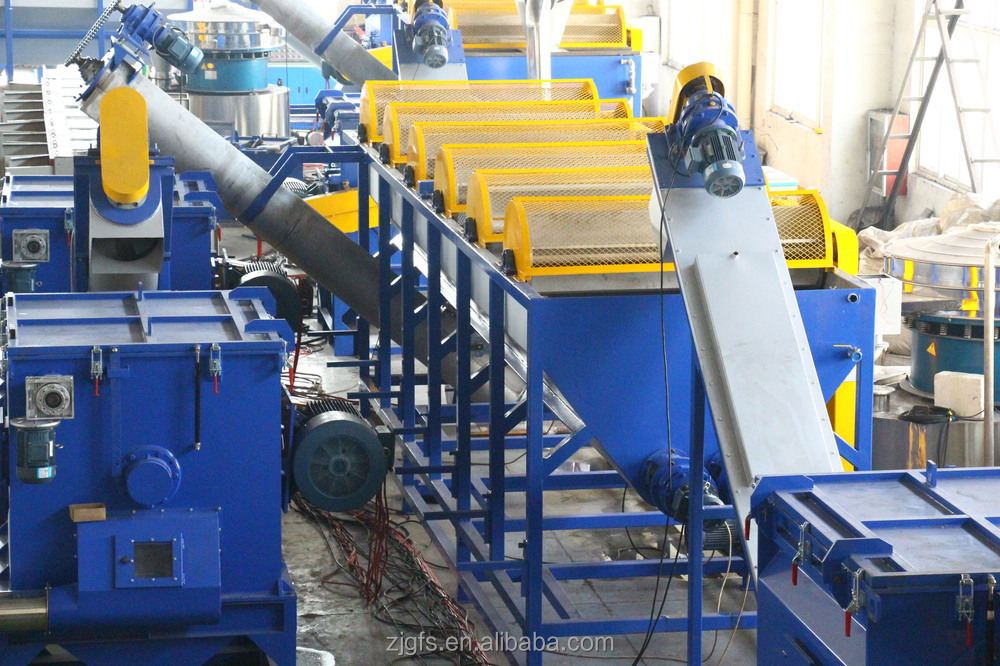FANGSHENGnew technology pe pp pet plastic centrifuge dewatering machine