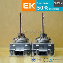 Chinese HID lamp supplier xenon hid d3s 6000k hid xenon bulb best quality super bright