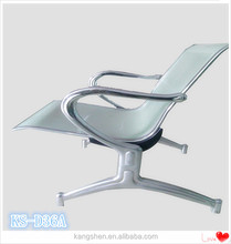 stainless steel hospital waiting chair