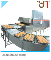 UT Food new condition tunnel oven engineers available to service provided industrial bread baking oven