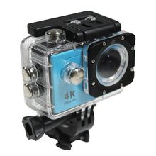Hot Selling 2 ' LTPS LCD 4K WiFi Sport DV 30M Waterproof 1080p Ultra HD 4K Action Camera